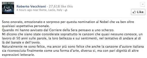 Vecchioni-Facebook